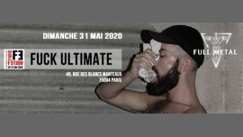 Fuck Ultimate /// PF#7 in Paris le Sun, May 31, 2020 from 09:00 pm to 04:00 am (Sex Gay, Bear)