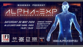 Alpha-Exp /// PF#7 in Paris le Sat, May 30, 2020 from 02:30 pm to 06:30 pm (Clubbing Gay, Bear)