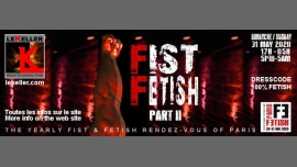 Fist Fetish - Part II /// PF#7 em Paris le dom, 31 maio 2020 17:00-05:00 (Sexo Gay, Bear)