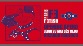 Opening Apéro /// PF#7 in Paris le Thu, May 28, 2020 from 07:00 pm to 10:00 pm (After-Work Gay)