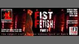 Fist Fetish - Part I /// PF#7 em Paris le sex, 29 maio 2020 22:00-05:00 (Sexo Gay, Bear)