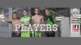 Players in Paris le Fr 12. Mai, 2017 22.00 bis 05.00 (Clubbing Gay, Bear)
