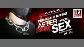 After sex (After Bruthal officiel) in Paris le Sun, May 14, 2017 from 06:00 am to 03:00 pm (Sex Gay, Bear)