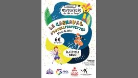 """Tea Dance """"Pré-Party TIP"""" : Le Carnaval d'Entre2Frappettes in Paris le So  1. März, 2020 18.00 bis 23.00 (Tea Dance Gay, Lesbierin)"""