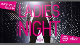 Gay Games 10 - Ladies' Night à Paris le mer.  8 août 2018 de 22h00 à 06h00 (Clubbing Lesbienne)