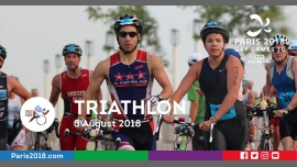 Gay Games 10 - Triathlon à Paris le dim.  5 août 2018 de 08h00 à 18h00 (Sport Gay, Lesbienne)