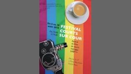Festival Courts Sur Cour à Paris du  6 au 10 août 2018 (Cinéma Gay, Lesbienne)