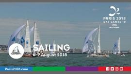 Gay Games 10 - Sailing à Le Havre du  6 au  9 août 2018 (Sport Gay, Lesbienne)
