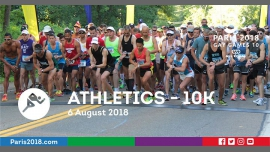 Gay Games 10 - Athletics 10K à Paris le lun.  6 août 2018 de 08h00 à 12h00 (Sport Gay, Lesbienne)