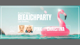 IT'S B(EA)CH PARTY - Pink vs Christina à Paris le ven.  5 juillet 2019 de 23h45 à 06h00 (Clubbing Gay Friendly)