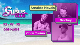 GIBUS Summer Club #2 à Paris le sam. 13 juillet 2019 de 23h59 à 10h00 (Clubbing Gay Friendly)