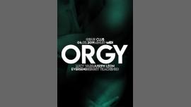 ORGY sp Guest : Juspeh Lèon à Paris le sam.  4 mai 2019 de 23h59 à 12h00 (Clubbing Gay Friendly)