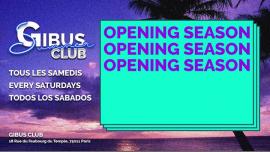 Gibus Summer Club - Opening à Paris le sam.  6 juillet 2019 de 23h59 à 10h00 (Clubbing Gay Friendly)