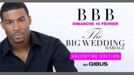 BBB : The Big Wedding à Paris le dim. 10 février 2019 de 23h00 à 06h00 (Clubbing Gay Friendly)