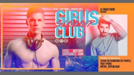Gibus Summer Club #3 : KARL KAY / Eversend à Paris le sam. 19 août 2017 de 23h55 à 06h00 (Clubbing Gay Friendly)