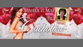La Cachotière #Thaly's Sexy Birthday à Paris le sam. 27 mai 2017 de 23h55 à 06h00 (After-Work Lesbienne)