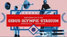 Gibus Olympic Stadium à Paris le sam. 11 août 2018 de 23h55 à 06h00 (Clubbing Gay)