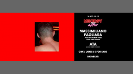 Menergy + After w/ Massimiliano Pagliara & Ata in Paris le Sat, January 26, 2019 from 11:55 pm to 12:00 pm (Clubbing Gay)