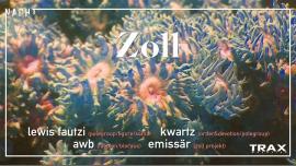 Zoll Nacht w/ Lewis Fautzi, Kwartz, AWB, Emissär à Paris le ven.  8 décembre 2017 de 23h59 à 08h00 (Clubbing Gay Friendly)