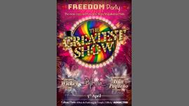 巴黎Freedom Party - The Greatest Show at Gibus Club Paris2019年11月 5日,23:55(男同性恋友好 俱乐部/夜总会)
