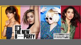 It's The New B* Party à Paris le ven.  4 janvier 2019 de 23h00 à 06h00 (Clubbing Gay)