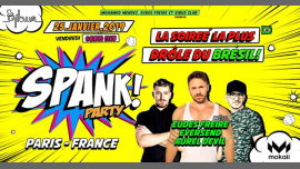 SPANK PARTY in Paris le Fri, January 25, 2019 from 11:55 pm to 06:00 am (Clubbing Gay)