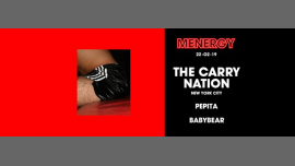 Menergy w/ The Carry Nation à Paris le ven. 22 février 2019 de 23h55 à 06h00 (Clubbing Gay Friendly)