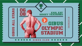 Gibus Olympic Stadium Day 3 : Gibus Allstars à Paris le lun.  6 août 2018 de 23h55 à 06h00 (Clubbing Gay Friendly)
