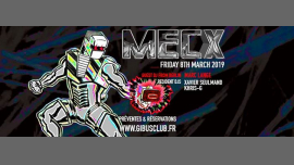 MECX PARTY à Paris le ven.  8 mars 2019 de 00h00 à 07h00 (Clubbing Gay Friendly)
