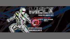 MECX PARTY à Paris le ven.  8 mars 2019 de 00h00 à 07h00 (Clubbing Gay Friendly)
