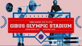 Gibus Olympic Stadium à Paris du  4 au 12 août 2018 (Clubbing Gay)