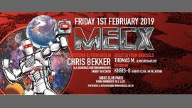 MECX PARTY em Paris le sex,  1 fevereiro 2019 23:55-08:00 (Clubbing Gay Friendly)