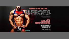 Heroes : Aurel Devil x Sergey Tkachenko à Paris le ven. 15 mars 2019 de 23h55 à 06h00 (Clubbing Gay Friendly)