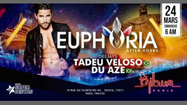 EUPHORIA : After Hours a Parigi le dom 24 marzo 2019 06:00-12:00 (After Gay friendly)