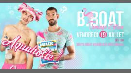 B.Boat Summer Party - Flamingo Édition em Paris le sex, 19 julho 2019 19:00-04:00 (After-Work Gay)