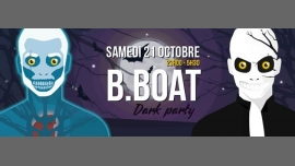 BBOAT Spéciale Dark Party ! à Paris le sam. 21 octobre 2017 à 23h00 (Clubbing Gay, Lesbienne, Hétéro Friendly, Trans, Bi)