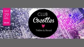 La CLUB Cocottes in Paris le Sa 29. April, 2017 22.00 bis 04.00 (Clubbing Lesbierin)