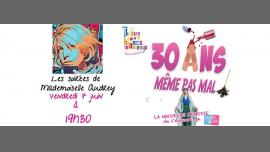 Soirée spéciale théâtre aux Blancs Manteaux ! 30 ans, même pas mal ! in Paris le Fri, June  7, 2019 from 07:30 pm to 08:30 pm (Theater Lesbian)