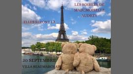Afterwork / Speed dating / Nounours(e)s des Gobelins ! en Paris le vie 20 de septiembre de 2019 19:00-23:30 (After-Work Lesbiana)