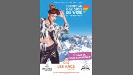 European Gay Girls Ski Week 2019 / Les Arcs à Less Arcs du 23 au 30 mars 2019 (Festival Lesbienne)