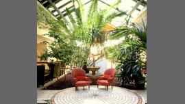 L'Afterwork au Jardin d'Hiver de la Villa Beaumarchais à Paris le jeu. 14 février 2019 de 19h00 à 23h30 (After-Work Lesbienne)
