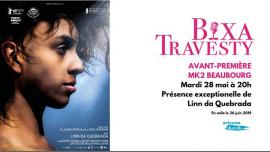 Avant-première Bixa Travesty ~ En présence de Linn da Quebrada en Paris le mar 28 de mayo de 2019 20:00-22:00 (Cine Gay, Lesbiana)