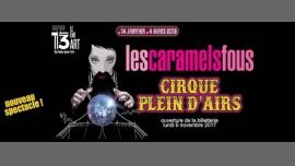 Cirque Plein d'Airs in Paris le Sun, March  4, 2018 from 07:00 pm to 08:45 pm (Show Gay Friendly, Lesbian Friendly, Hetero Friendly)