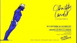 Christophe Lardot // Iconographie à Paris le jeu. 14 septembre 2017 de 18h30 à 21h00 (Expo Gay, Lesbienne)