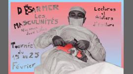 Nos armes à deux balles / Lecture & Poésie a Parigi le sab 23 febbraio 2019 19:00-22:00 (Incontri / Dibatti Gay, Lesbica)