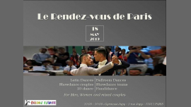 Le Rendez-Vous de Paris 2019 in Paris le Sat, May 18, 2019 from 10:00 am to 08:00 pm (Sport Gay, Lesbian)