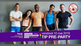 TIP Pré-Party n°2 in Paris le Fri, May 10, 2019 from 07:00 pm to 04:00 am (After-Work Gay)