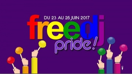 Freedj Pride ! à Paris du 23 au 26 juin 2017 (After-Work Gay)