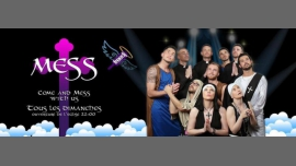 Mess in Paris le Sunday, February 21, 2016 at 10:00 pm (Before Gay)