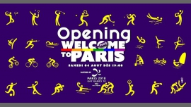 "Opening ""Welcome to Paris!"" à Paris le sam.  4 août 2018 de 19h00 à 02h00 (After-Work Gay)"